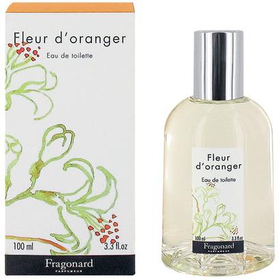 LES NATURELLES: FLEUR D'ORANGER